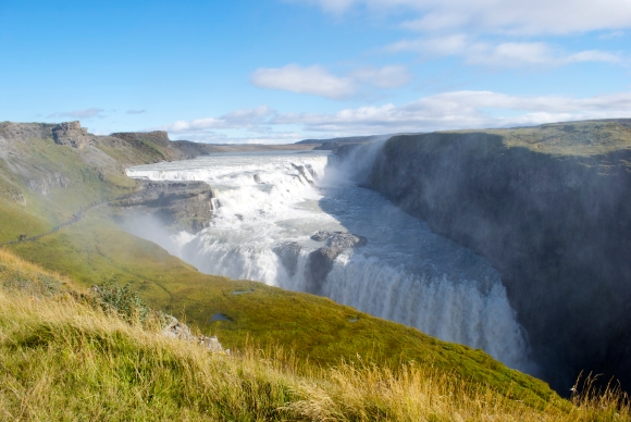 You Should Go Here of the Week: Gulfoss, Iceland